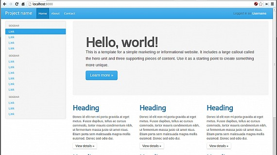 Bootstrap Theme Factory - Theme Browser